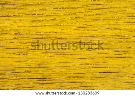 wooden surface. old cracked paint texture closeup - stock photo