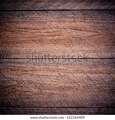 Wooden Tabletop Texture - stock photo