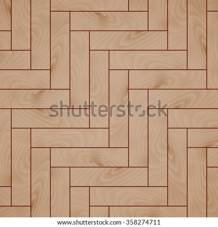 wooden texture background of parquet. stock illustration