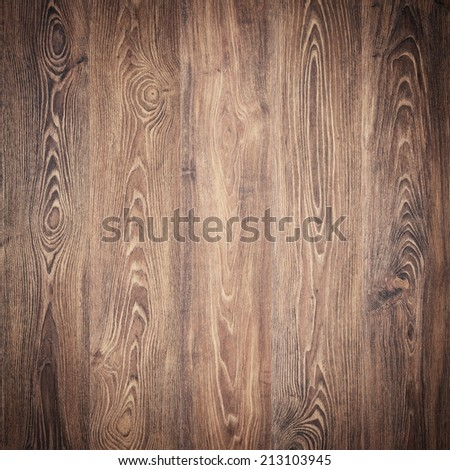 Wooden texture, empty wood background - stock photo