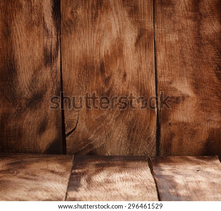 wooden texture floor wall background