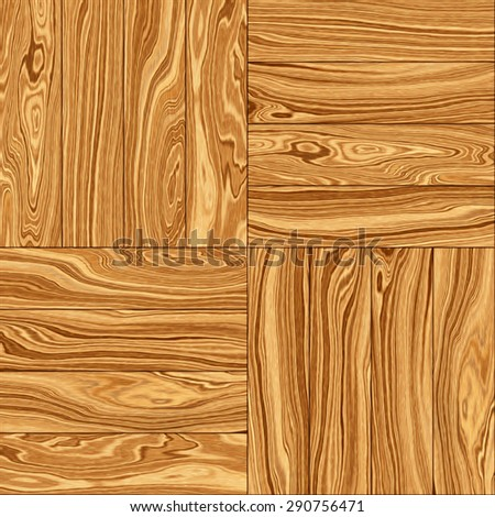 Wooden texture parquet background. Seamless pattern. - stock photo