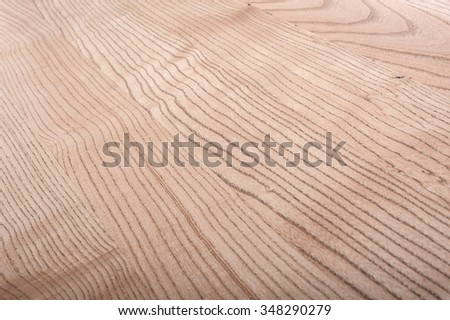 Wooden texture. Texture of wood background. Desk in Perspective. Close Up - stock photo