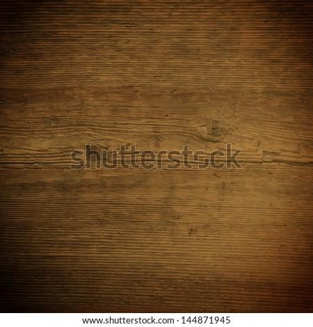 wooden texture - wood grain - stock photo