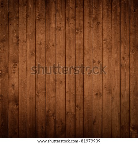 wooden tiles - stock photo