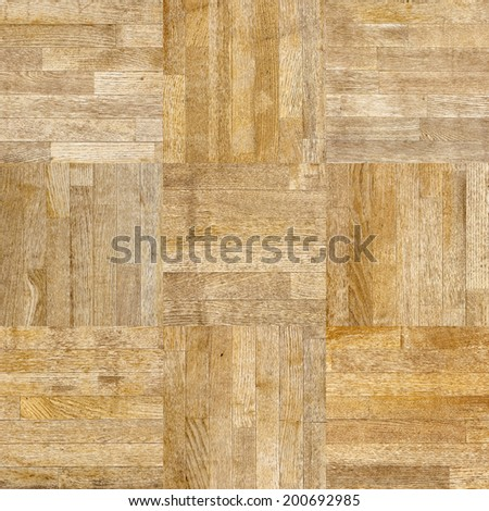 Wooden tiles texture - stock photo