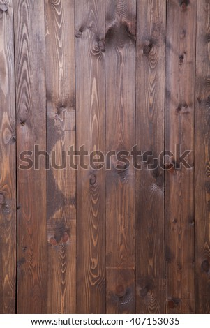 wooden wall background in foto studio texture - stock photo