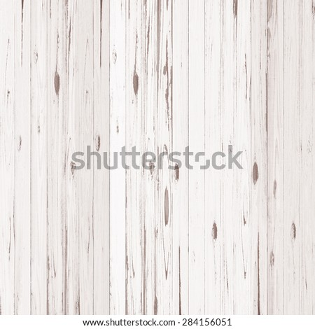 Wooden wall background or texture, white wood