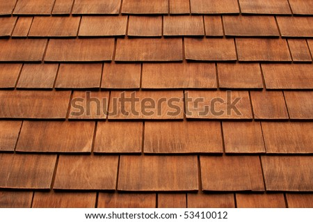 Wooden wall pattern/textures at a rural building - stock photo