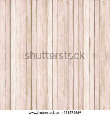 Wooden wall texture background, Toasted almond pantone color - stock photo