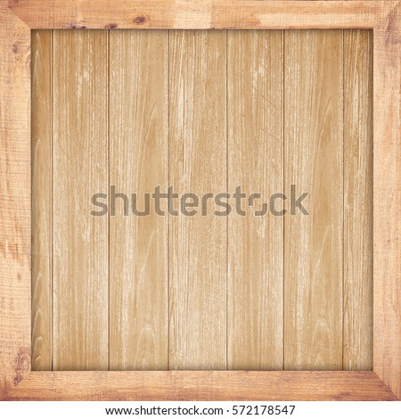 wooden wall texture wood frame background - Wood Frame