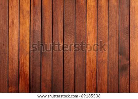 Woody grunge dark background - stock photo