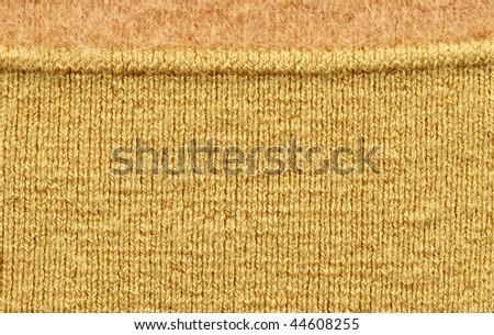 Wool texture - stock photo