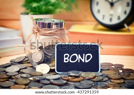 What does the word Bond mean when it comes to paper weights?