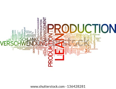Lean Manufacturing Stock Images, Royalty-Free Images & Vectors ...