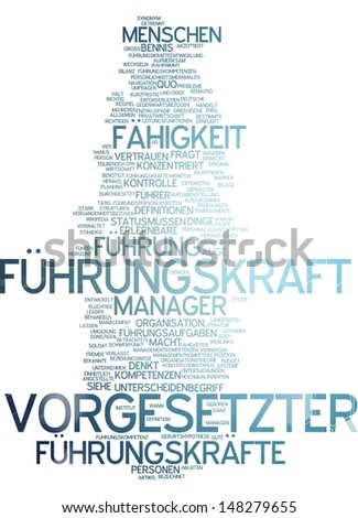 Word cloud - supervisor