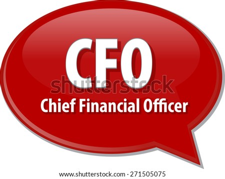 Cfo stock photos royalty free images vectors shutterstock - Chief financial officer cfo ...