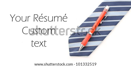 Work and career Concept Background - stock photo
