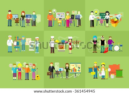 Family horizontal banners set creating family stock vector 398779216 shutterstock - Jabsin design ...