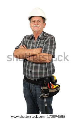 worker - stock photo