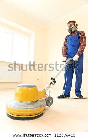 Floor Polisher Stock Photos Images Amp Pictures Shutterstock