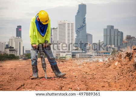 Jackhammer Stock Images Royalty Free Images Amp Vectors