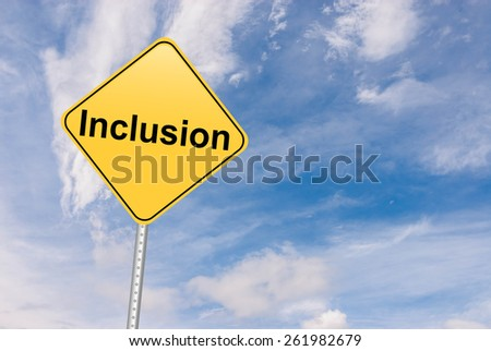 Workplace Inclusion - stock photo