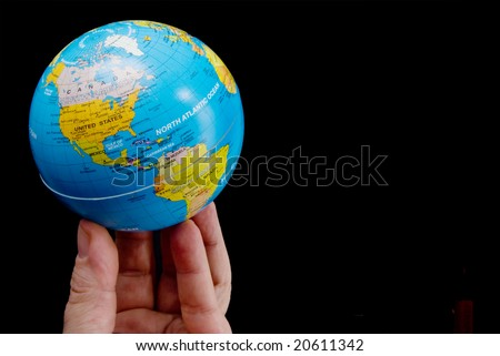 World at My Fingertips