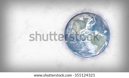 Earth Sketch Stock Images, Royalty-Free Images & Vectors ...