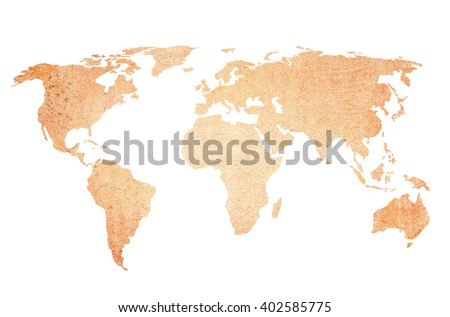 Gold glitter world map stock illustration 385907539 shutterstock world map vintage artwork perfect background with space for text or image gumiabroncs Images