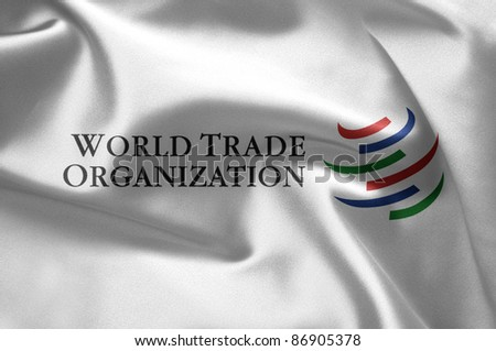 World trade organization - stock photo