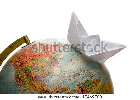 World travel - stock photo