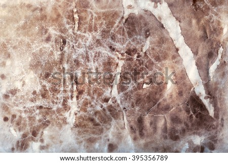 Worn and Stained Parchment Paper Background - stock photo