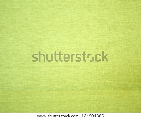 worn green canvas background - stock photo