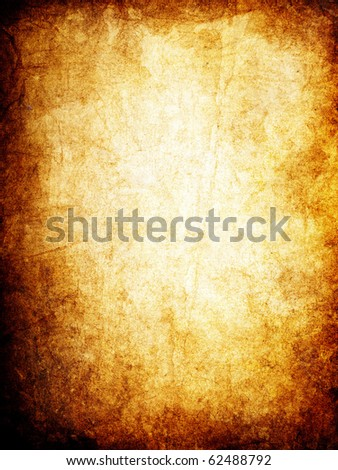 Worn paper background. - stock photo