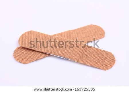 Wound paste - stock photo