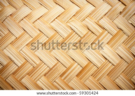 woven background - stock photo