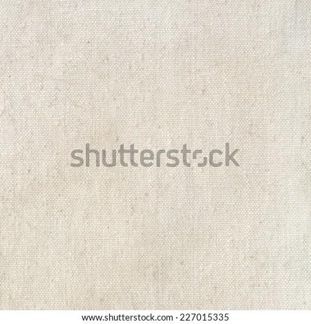 woven linen. - stock photo
