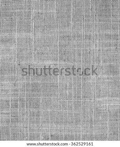 woven texture in B/W. - stock photo