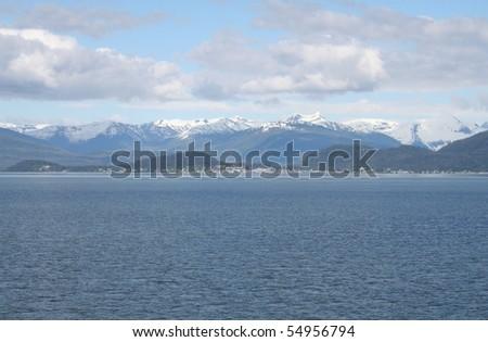 Wrangell Alaska - stock photo