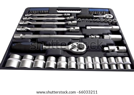 Wrenches for car repairs