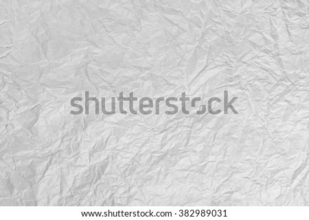 wrinkled paper, used as background