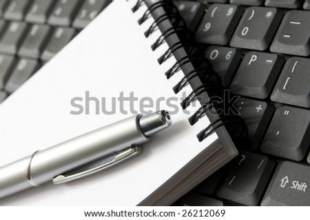 Write equipament - stock photo
