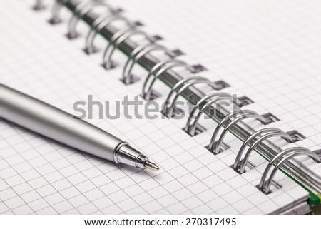Write, letter, pen. - stock photo