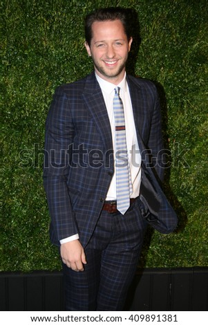 Writer Derek Blasberg attends the 11th Annual Chanel Tribeca Film Festival Artists Dinner at Balthazar on April 18, 2016 in New York City.