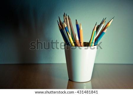 writing - stock photo