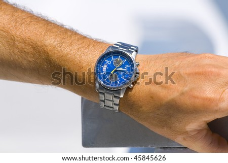 Writwatch - stock photo