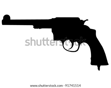 WW2 Series -American Smith & Wesson M1 917 - stock photo