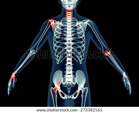 xray human body man skeleton isolated stock illustration 273382556, Skeleton