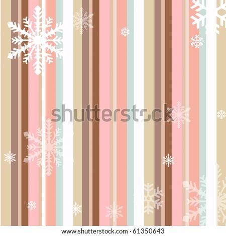 xmas backround soft colors - stock photo